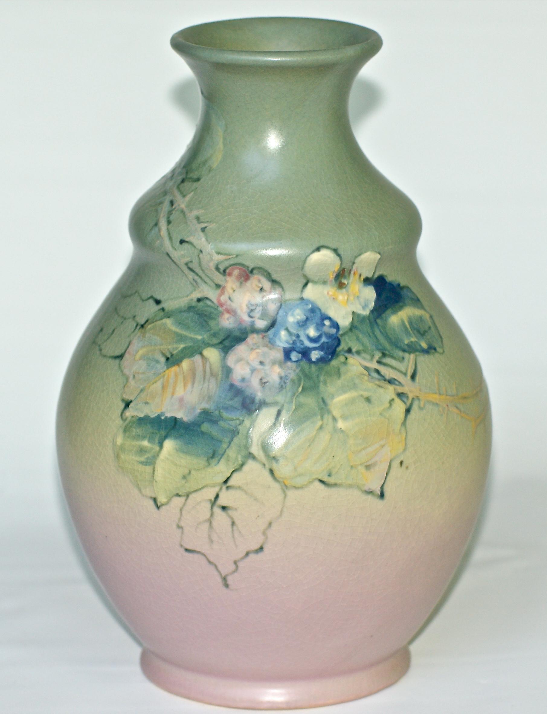 Weller pottery hudson line with full artist signature of hester dsc09782 reviewsmspy